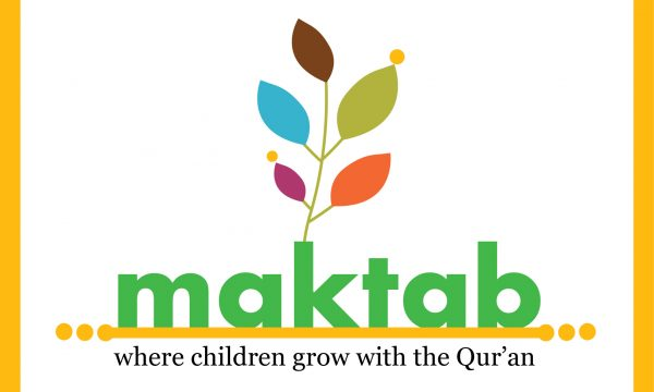 Logo Maktab for Facebook Profile