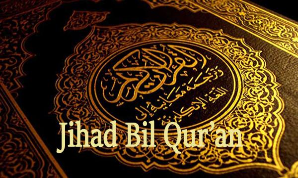 Jihad Bil Qur'an